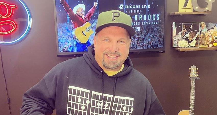 Garth Brooks Instagram
