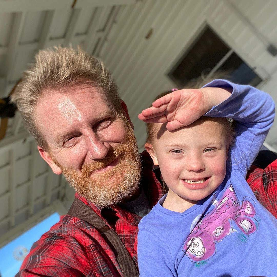 Rory Feek opens up about losing wife, Joey
