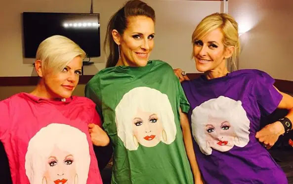 The Chicks formerly known as the Dixie Chicks