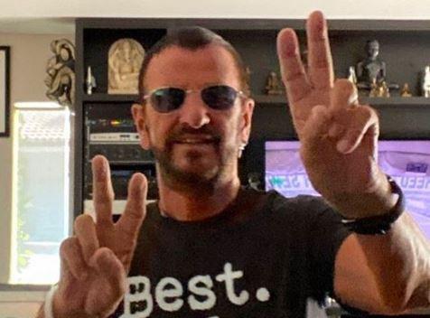 Ringo Starr Instagram