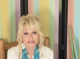 Dolly Parton Instagram Screenshot