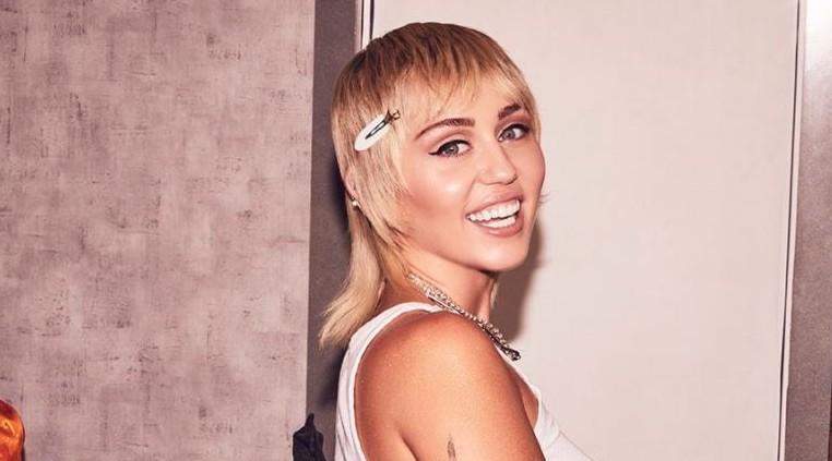 Miley Cyrus via Instagram