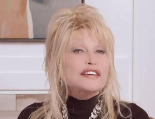 Country Singer Dolly Parton via Instagram