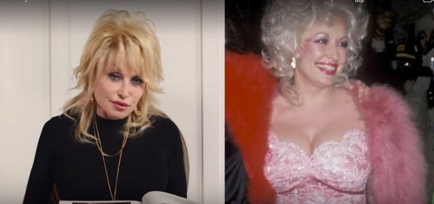 Dolly Parton YouTube