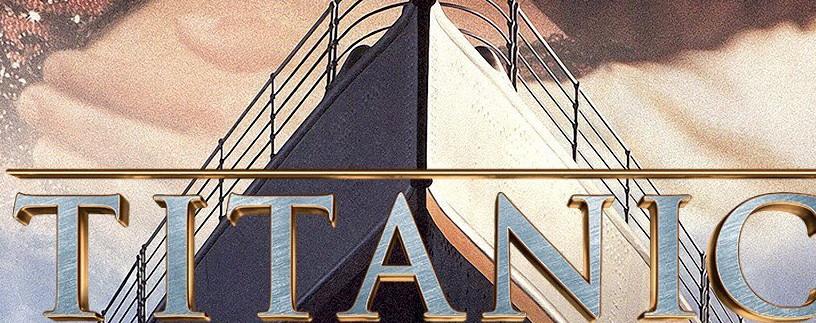 'Titanic' Logo Instagram