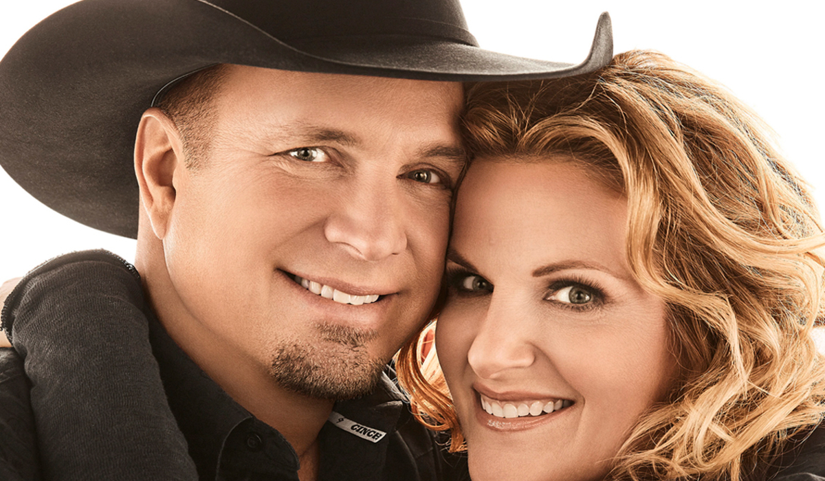 Garth and Tricia