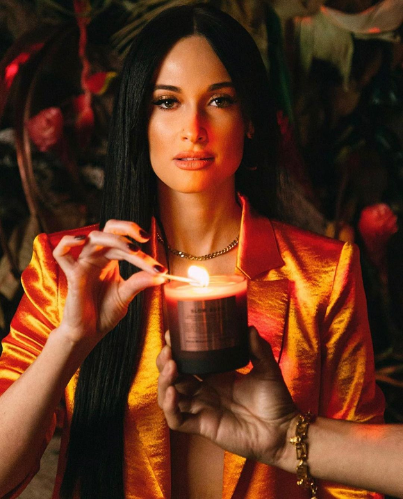 kacey musgraves candle promo instagram