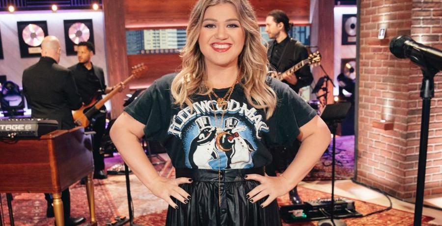Kelly Clarkson Instagram