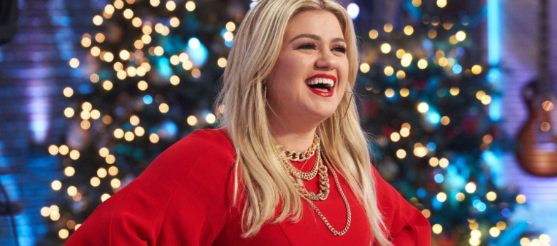 Kelly Clarkson, Kelly CLarkson show still shot 2020