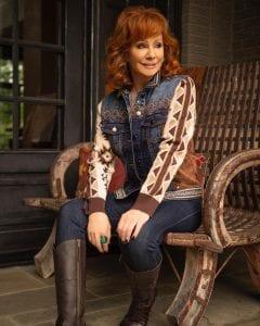 Reba McEntire clothes