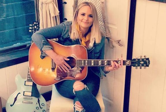 Miranda Lambert, Instagram