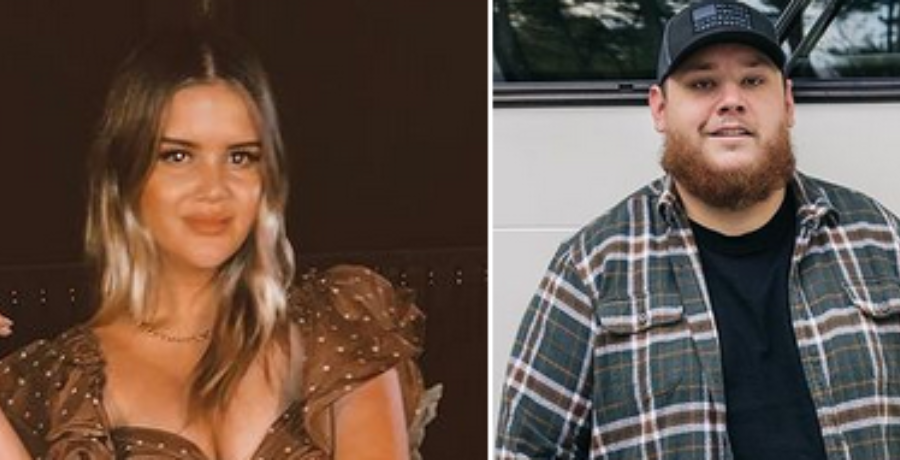 [Credit: Maren Morris & Luke Combs/Instagram]