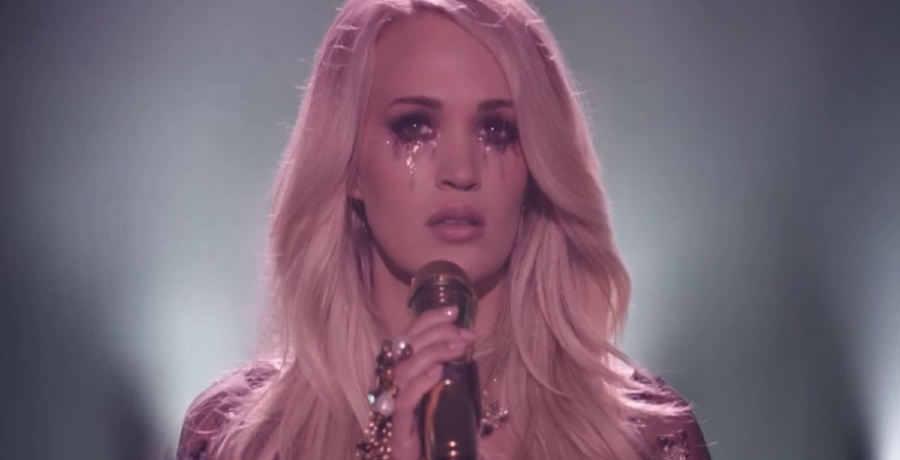 [Credit: Carrie Underwood/YouTube]