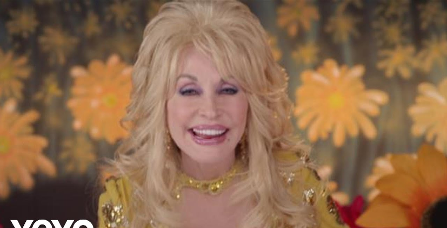 [Credit: Dolly Parton/YouTube]