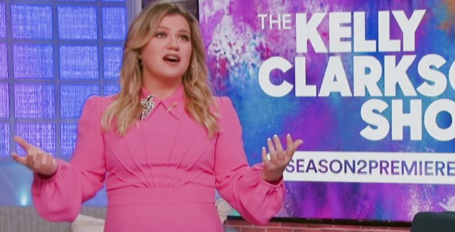 [Credit: The Kelly Clarkson Show/YouTube