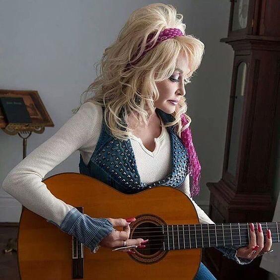 Credit: Dolly Parton/Instagram