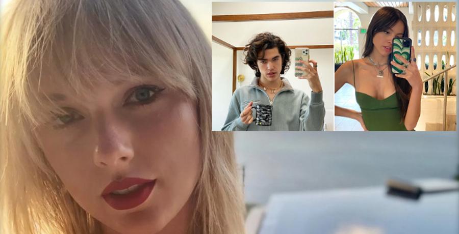 [Credit: Taylor Swift/Conan Gray/Olivia Rodrigo/Instagram]