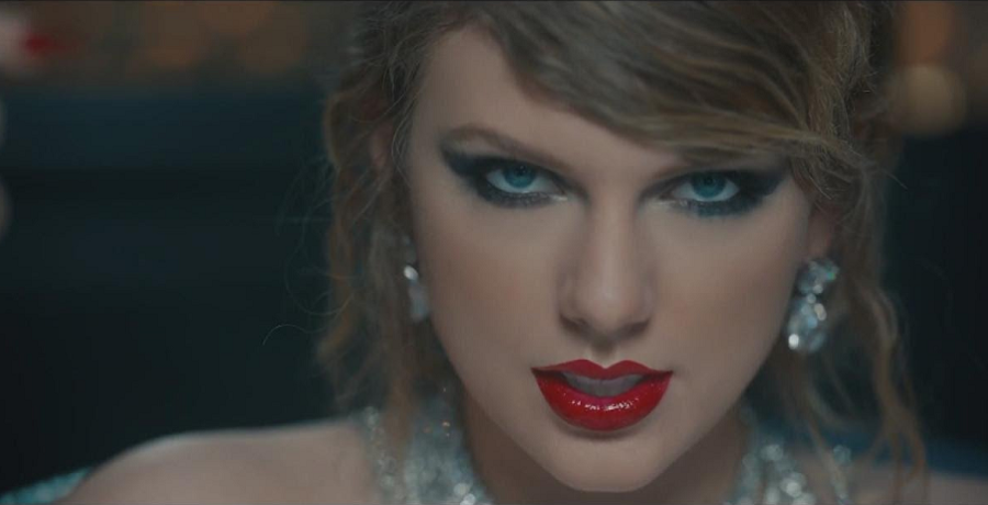 [Credit: Taylor Swift/YouTube]