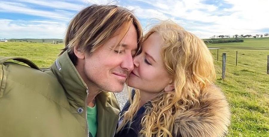 Keith Urban/Nicole Kidman/Instagram