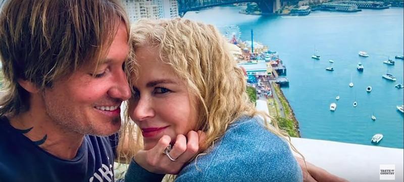 Keith Urban/Nicole Kidman/YouTube