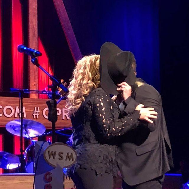 Trisha Yearwood & Garth Brooks/Credit: Trisha Yearwood/Instagram