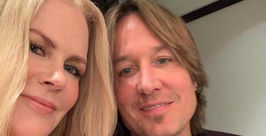 Nicole Kidman/Keith Urban/Instagram