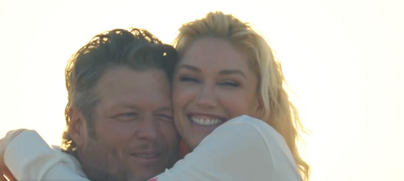 Blake Shelton and Gwen Stefani/YouTube