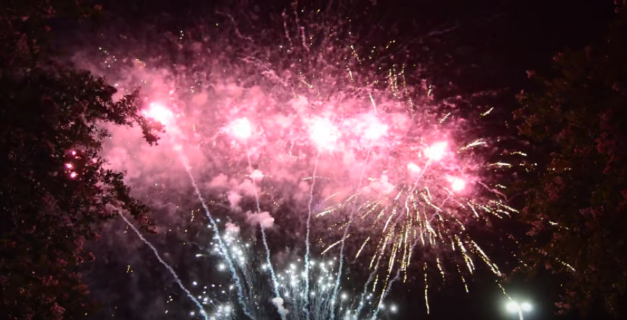 Capitol Fourth of July Fireworks/YouTube