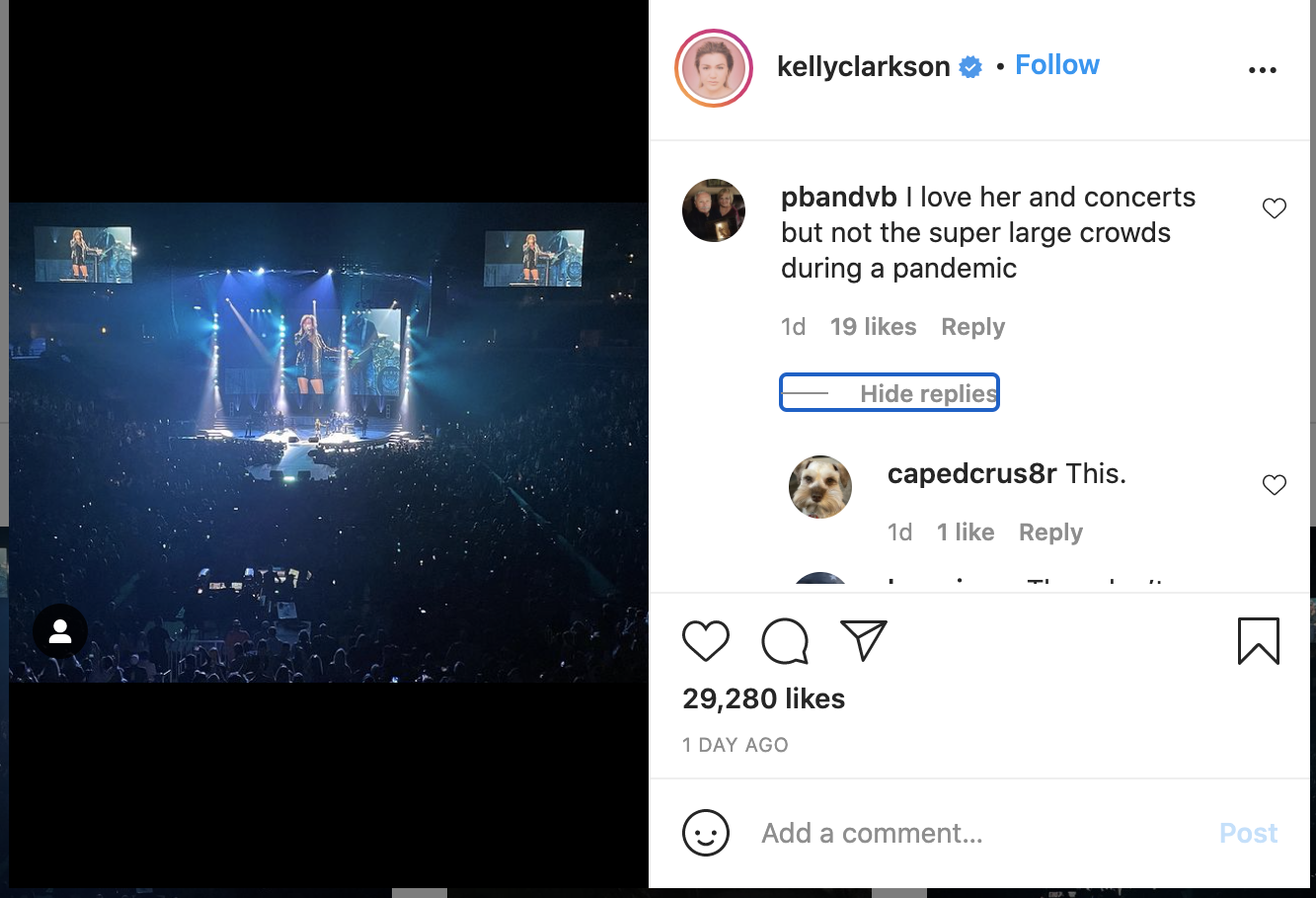 Kelly Clarkson Martina McBride