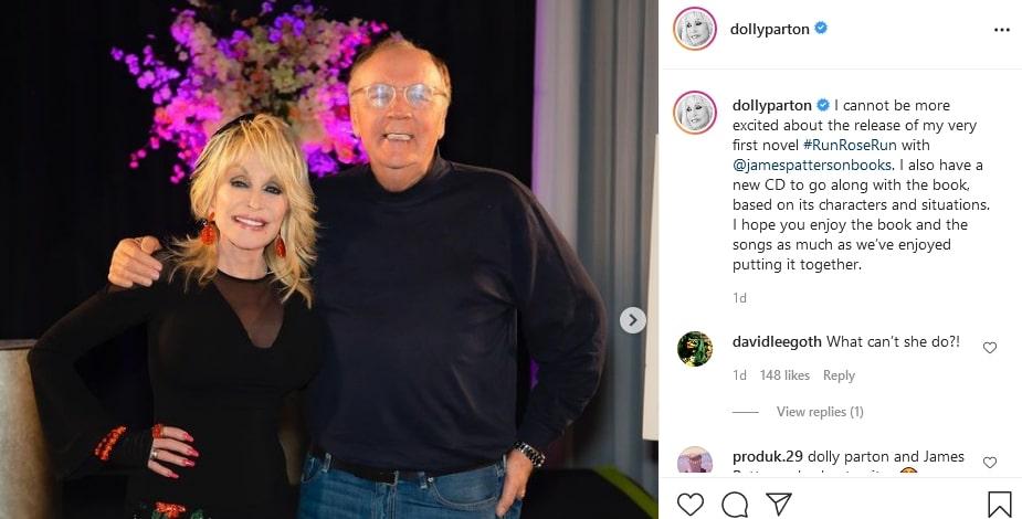 Dolly Parton/Instagram