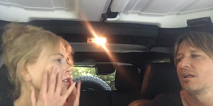 Nicole Kidman and Keith Urban/YouTube